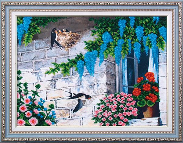 Ласточкино гнездо [Б-068]