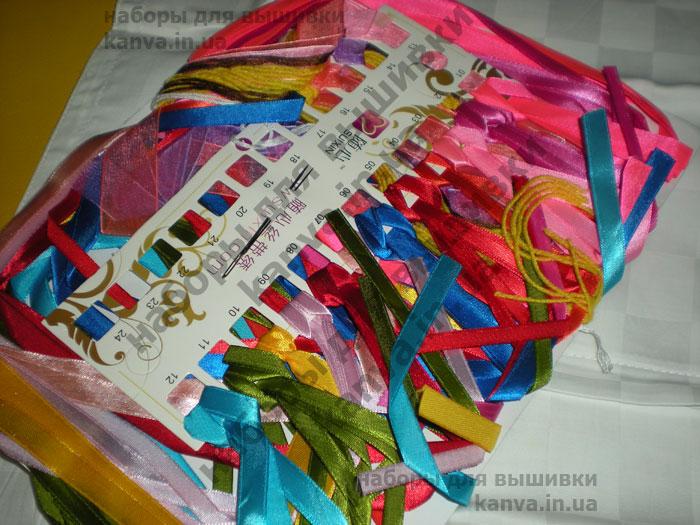 Наборы вышивки крестом из