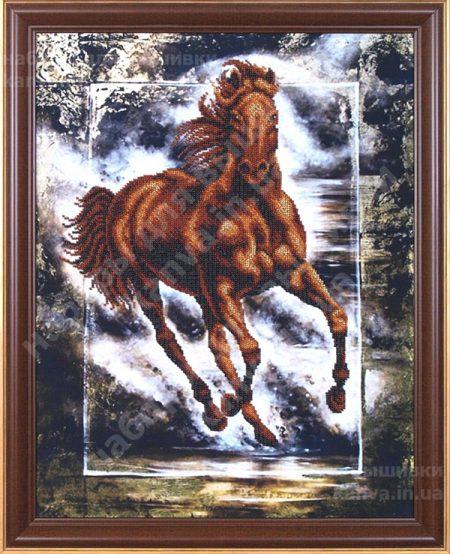 Победный конь [Б-053]