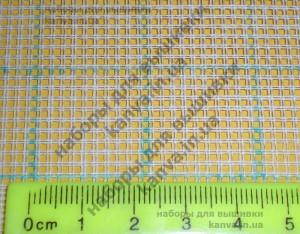 Страмин (10крестиков\2,3см, шир 60см) для быстрой вышивки подушек, декоративных ковриков и др.
