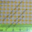 Страмин (2крестика\1см) для быстрой вышивки подушек, декоративных ковриков