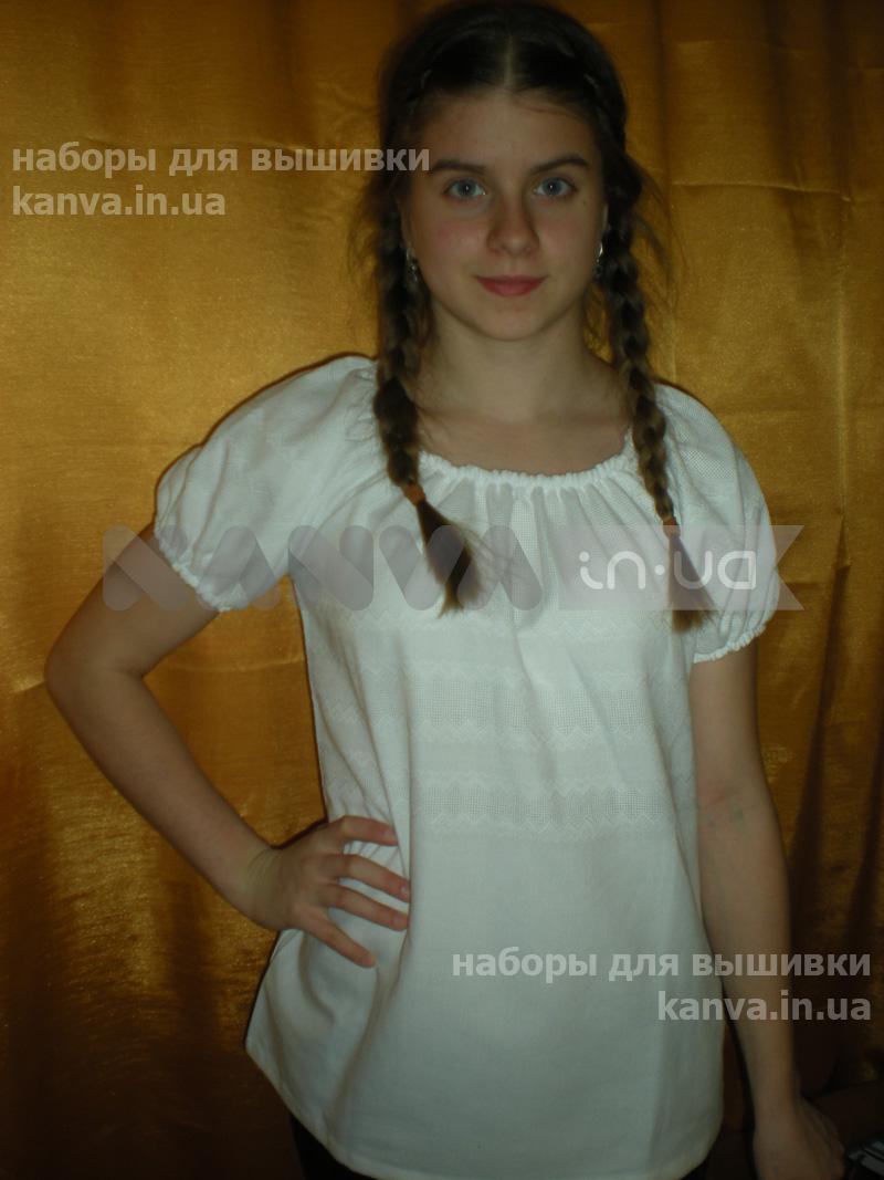Сорочка-заготовка женская под вышивку БИСЕРОМ 645a1b9194be2