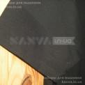 04-Рубашка мужская черная под вышивку крестом с коротким рукавом, рр44-62 [ТМ Чаривна Мить]