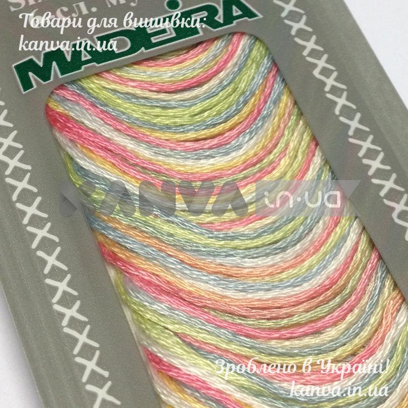 2405 Меланж Soft Ice мулине Madeira 10м.