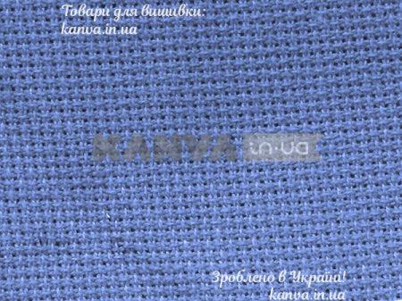 Ткань ТВШ-38-1 1/37 голубой Аида 16, Луцк