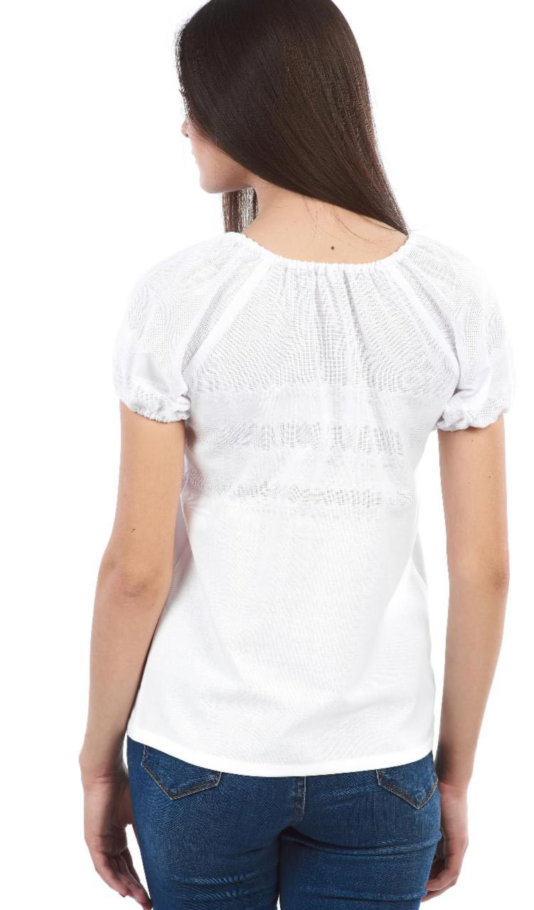 ... белая Сорочка женская под вышивку рукав-фонарик 9ed3a2ab2e5fb