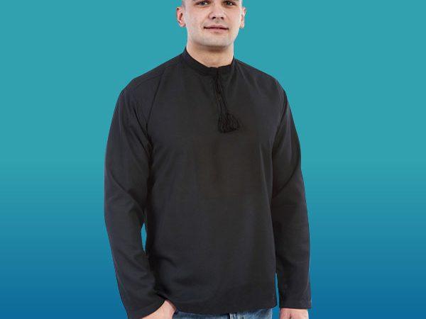 Сорочка під вишивку чоловіча з довгим рукавом ТПК_172 21_0308