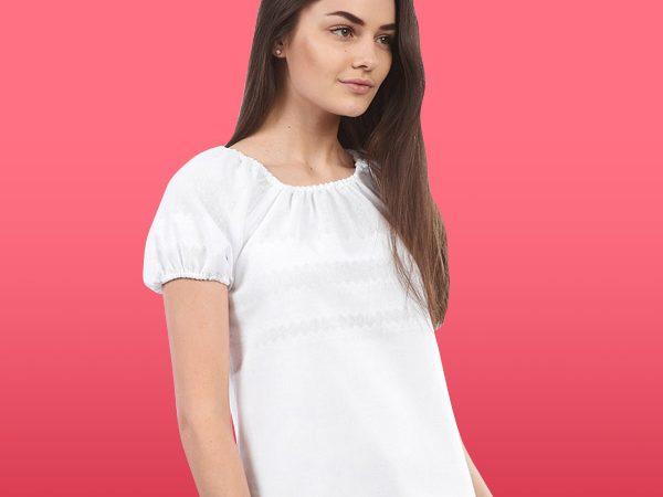 Біла сорочка заготовка жіноча під вишивку 828_1409