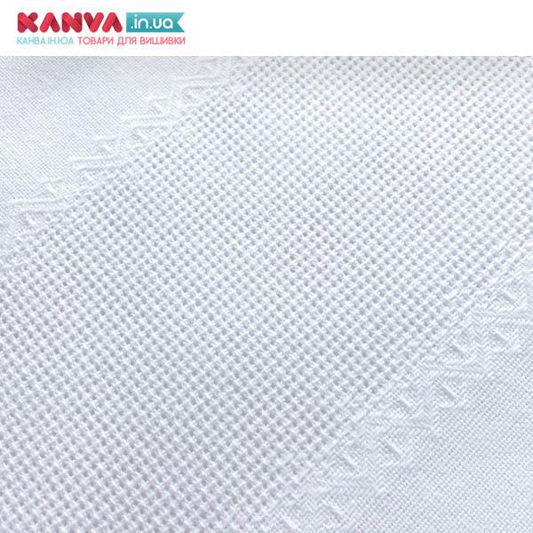 Канва, Сумка біла під вишивку на підкладці