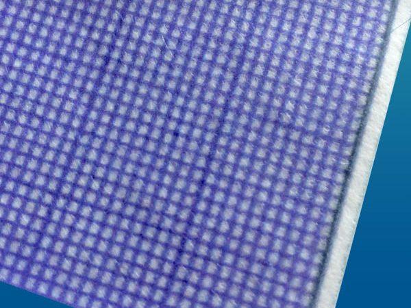 Водорозчинний флізелін для вишивки хрестом, бісером (Аіда 14)