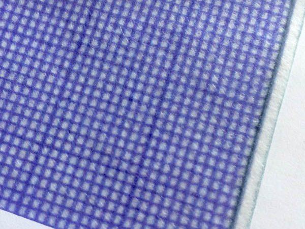 Водорозчинний флізелін для вишивки хрестом, бісером (Аіда 16)