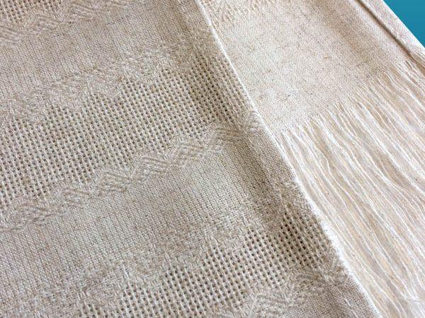 Рушник льон весільний під вишивку